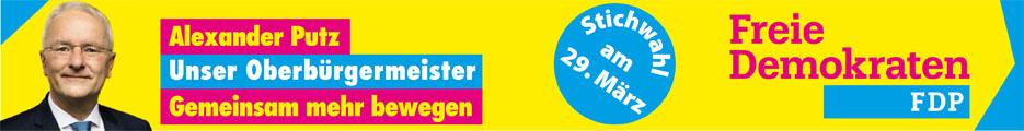 FDP Kommunalwahl 2020