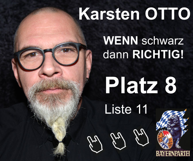 Karsten Otto Bayernpartei