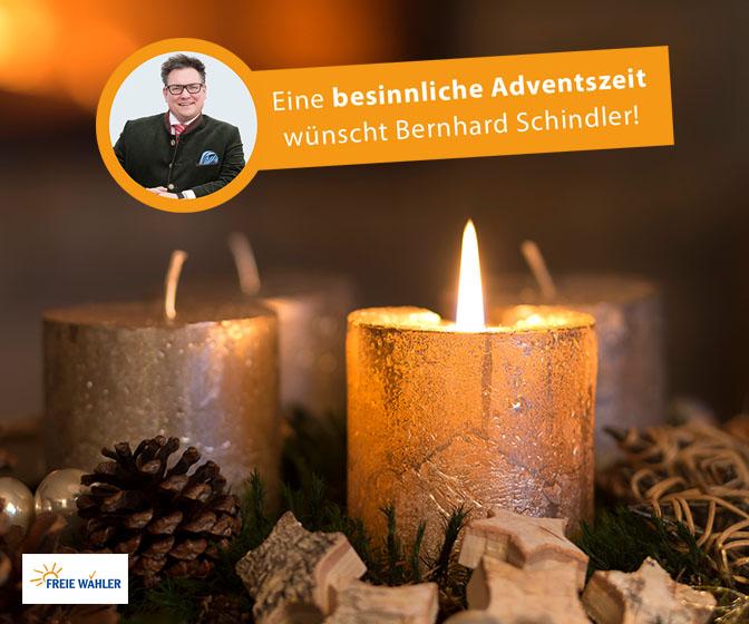 Bernhard Schindler Freie Wähler